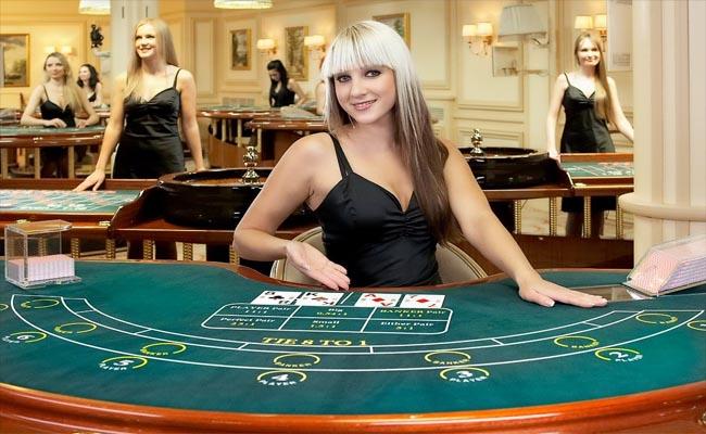 Ra mắt Live Casino đẳng cấp