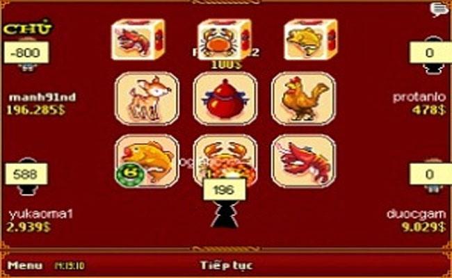 Các kỹ thuật chơi bầu cua tôm cá trong avatar