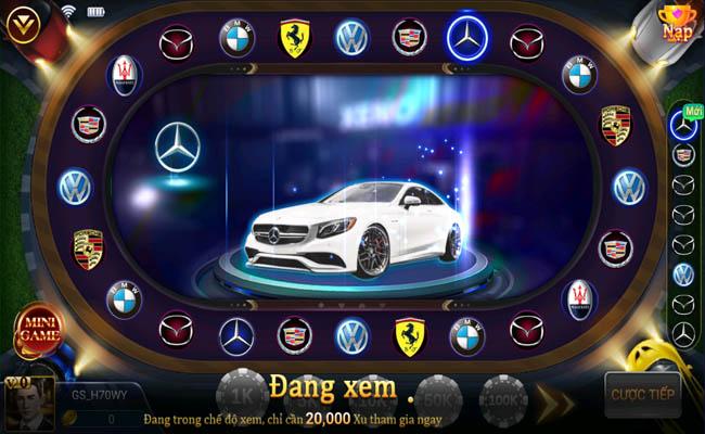 Tổng quan về game siêu xe